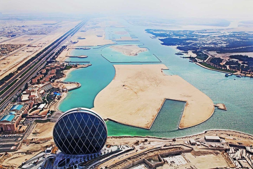 Al Raha Beach Development